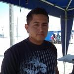 Luis Romero comerciante artesano.
