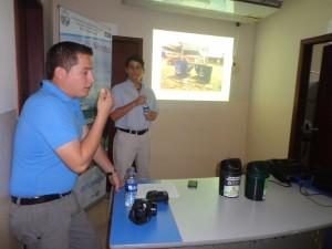 Isidro Rodriguez, Director del Depto. de Turismo del GAD Manta