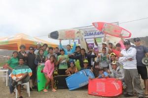 """2da fecha del circuito de verano """"Surf Sumbawa 2013"""""""