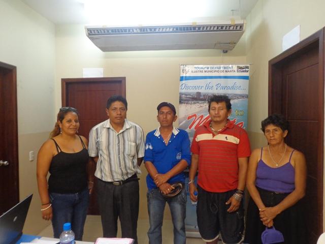"""Conformación del """"Comité de apoyo para el Programa de gestión Integral de Desechos Sólidos (PGIDS)-Playa el Murciélago"""""""