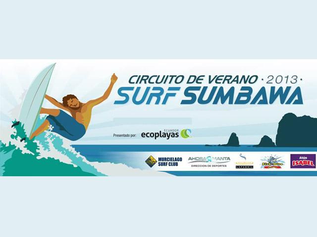 Circuito Surf Sumbawa 2013