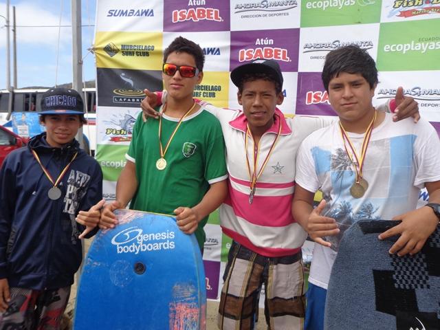 "Tercera fecha del circuito de verano ""Surf Sumbawa 2013"""