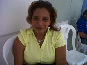 Ruth López Presidenta del Comité de apoyo