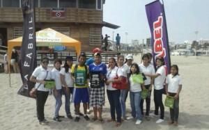 Experiencia Ecoplayas para estudiantes de Unidad Educativa