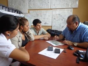 Socialización del Programa para la gestión Integral de Desechos Sólidos (PGIDS), playa El Murciélago