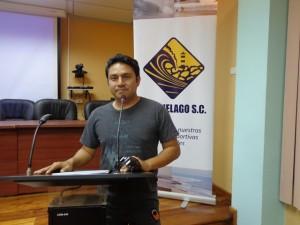 Jefe de jueces Carlos López