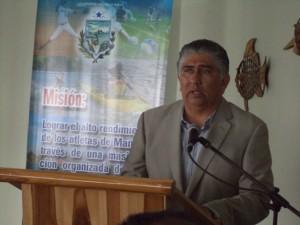 Ing. Jaime Estrada Bonilla Alcalde de Manta