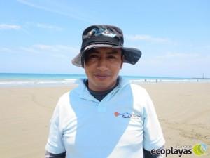 Jorge Mora gerente propietario de Spondylus Mora Trave