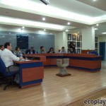 Ecoplayas presenta proyecto ante sesión de concejo