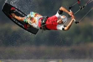 kiteboarding foto