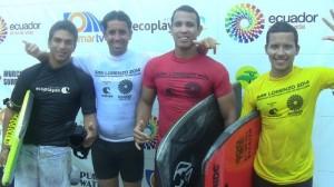 Campeonato Internacional de BodyBoard San Lorenzo 2014