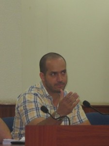 Agustín Intriago
