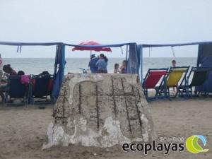 Playa el Murciélago