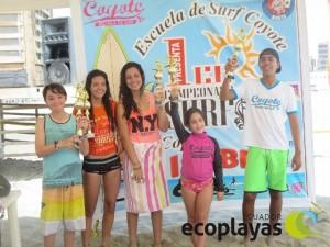 Campeón Grupo Naranja