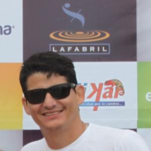 Fabrizio Vera Presidente Murcielago Surf Club