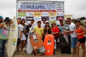 Circuito Provincial SUMBAWA 2014