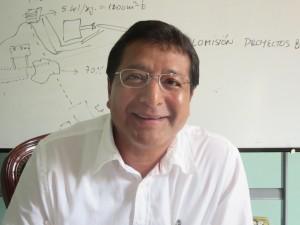 Ing. Ricardo Quijije, Alcalde de MMontecristi