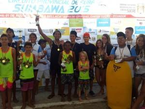 Provincial de Surf SUMBAWA 2015