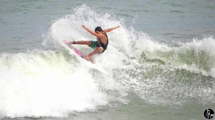 La zona norte de Manabí se prepara para el provincial de surf